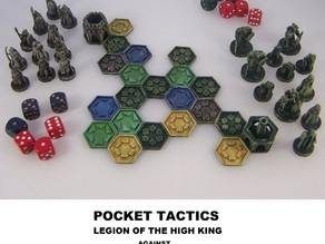 Pocket-Tactics (First Edition)