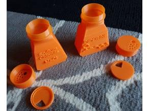 Salt & Pepper Shakers for the Chemistry Nerd