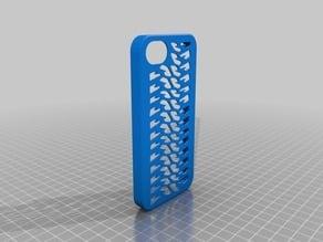 Iphone 5 case - Tire Tread