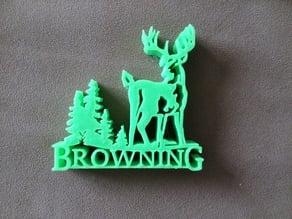 Browning logo V2
