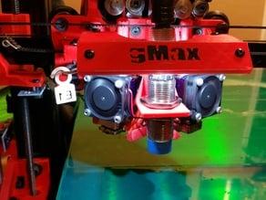 Gmax 1.5 XT Inductive Sensor Bracket and LED Hood