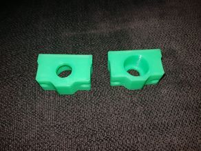 RJ4JP Split Carrier V2 - M4 Nut - Fits SC8UU Mount