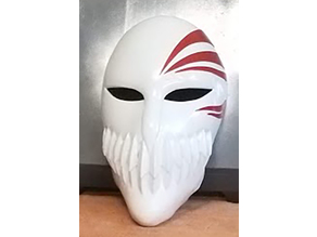 Bleach Ichigo Hollow Mask