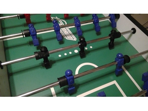 16.25 spacing to 14.5 spacing foosball men