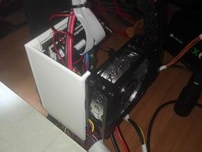 Hephestos Ramps cover 80mm fan
