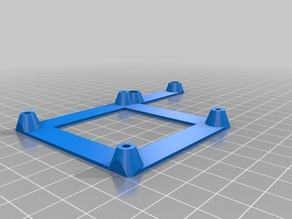 4 channel mosfet mount for Wanhao i3 / Maker Select