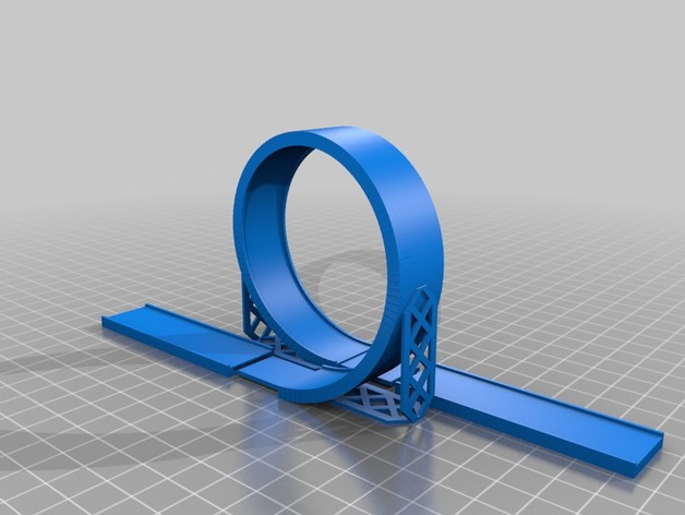 Loop De Loop By Enrohtkcalb Thingiverse