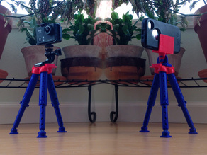 GoPro/Smartphone Tripod