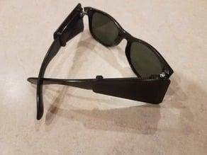 Ray Ban Wayfarer Glacier Glasses Conversion