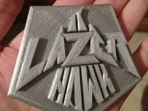 Lazerhawk Logo