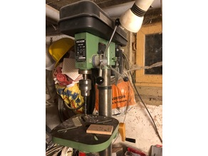 Replacement of Broken Crank of Drilling Machine Rexon RDM-80B