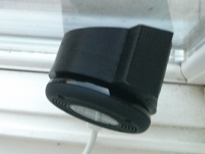 Dropcam Pro window mount