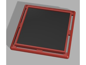 Handheld Chalkboard