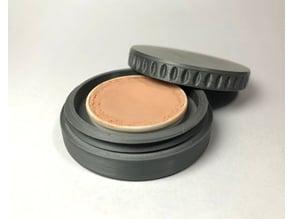 Makeup case for Kryolan