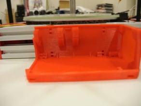 dasaki ramps enclosure base v2 mod for kossel mini