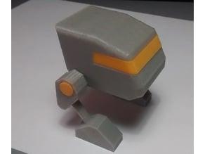 Geometry Dash 3D Robot