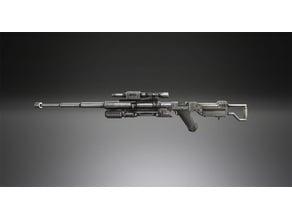 Jyn Erso A180 Pistol / Rifle Combo