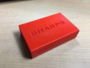 Yet Another Sharps Container