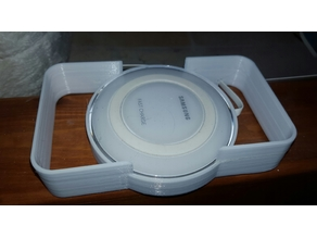 Cradle for Samsung QI wireless charger