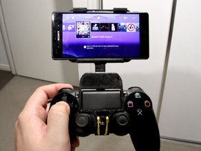 Sony Xperia Z3 Mount For Playstation Dualshock 4