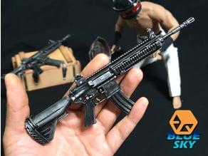 PUBG M416 (HK416)
