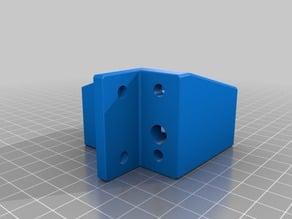 Hypercube rigid stepper mount
