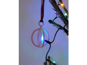 Simple ornament