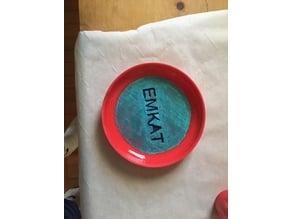 EMKAT Plate