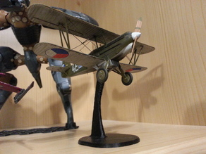 Model Display Stand