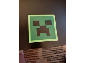 Minecraft Creeper Coaster