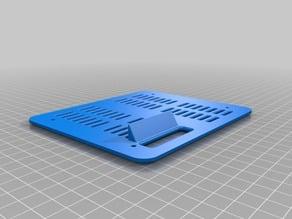 FlashForge Inventor Side Plate