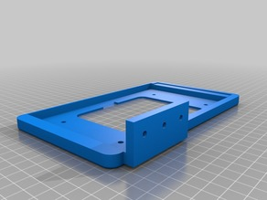 2020 7 Inch Offical Pi Touchscreen mount
