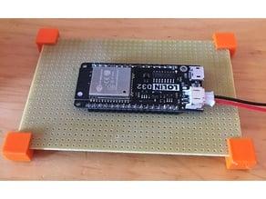 PCB Header soldering jig