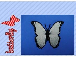 Colgante Mariposa /  pendant butterfly