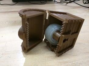 Mimic Chest Tape Spool Holder