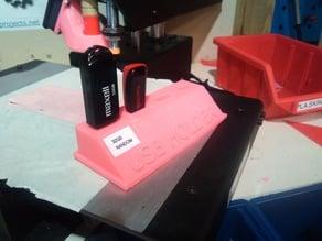 USB Holder/Organizer 2.0