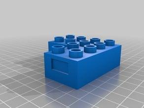 Lego Duplo Corner - No Support