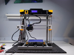 PK8 (Anet A8 with aluminum frame)