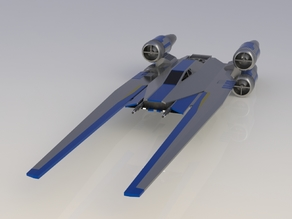 Star Wars U-Wing