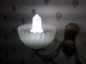 LED Lamp Diffuser