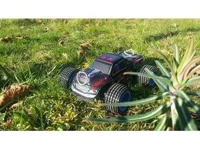 WLToys K989 Monster truck wheel + Tires (WazFpv)