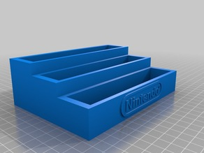 Snes Cartidge Holder