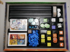 ROOT Board Game Organizer