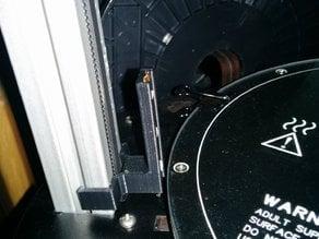 LED strip holder for ORION/Rostock Max