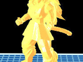 Dragon ball Saiya III Wukong