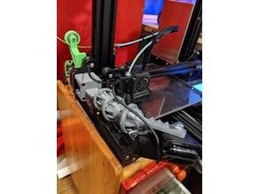 Flexible Camera Ender 3 X axis mount