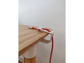 Another cable holder/cable clip.