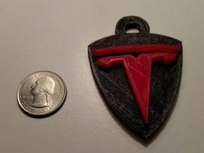 Tesla Garage Hanger