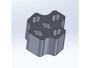 5 pin curvy relay holder