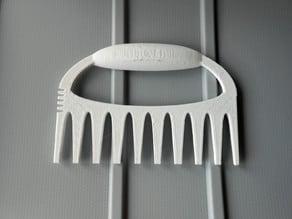 Peg Loom Comb